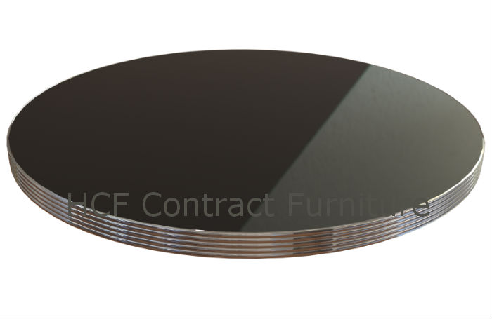 900mm Dia Round American Diner Standard 30mm Thick Diner
